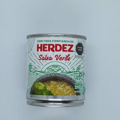 Salsa Verde - Herdez