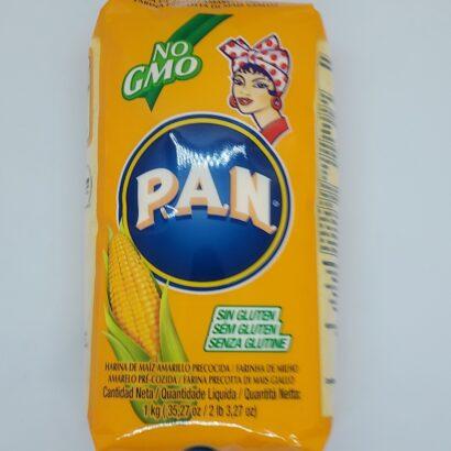 Harina Pan - Farine de maïs jaune (Amarilla) - 1 Kg