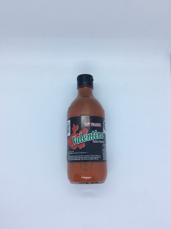 Valentina - Sauce pimentée noire extra-pimentée - 370 ml