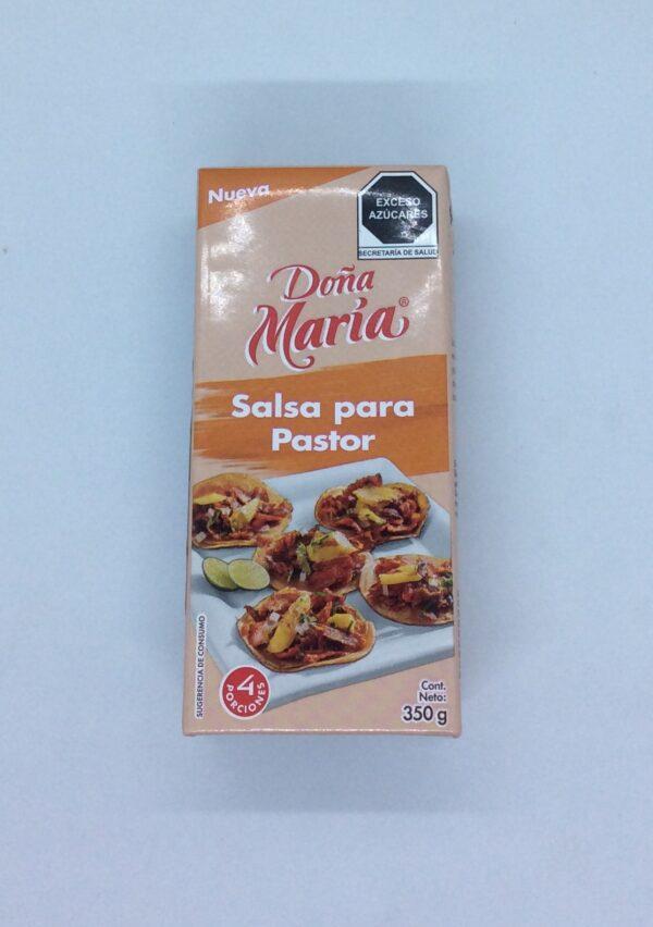 Sauce pastor - 350 Gr - Dona maria