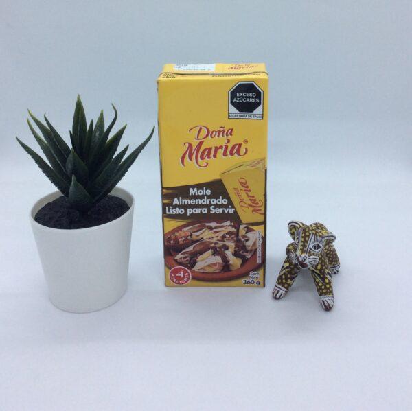 Sauce mole almendrado prête à servir - 360 Gr - Dona maria